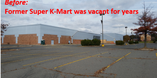 Before Picture - Kmart