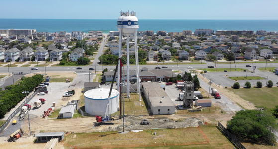 Water Tower - Kill Devil Hills