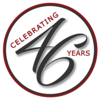 46-Years-Logo